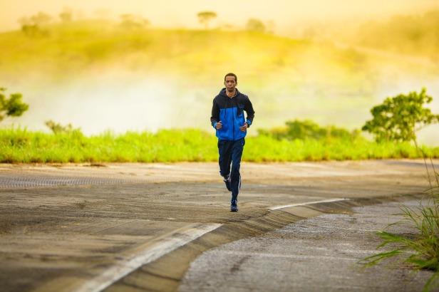 correr de manhã