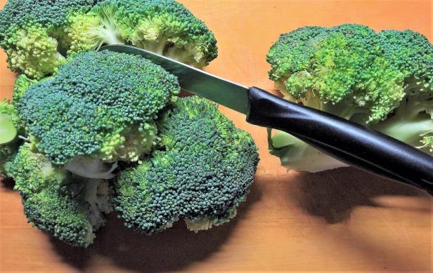 brócolis saudável